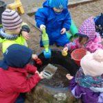 Foto: C. Gerth - Spielen in der Arche Noah