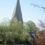 Foto: C. Gerth - Blick auf St. Jürgen-Kirche