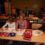 Foto: C. Gerth - Vorbereitung auf die Schule