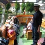 Foto: E. Schöler - Schifffahrt mit KiTa-Kindern
