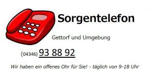 Sorgentelefon: 04346/93 88 92